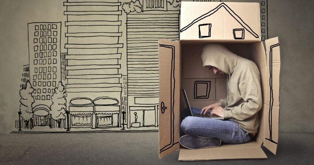 家庭内別居中のコミュニケーション